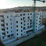 Predané: Novostavba posledný 1 izbový byt, širšie centrum v Bratislave, Beskydská ulica, 44,87m2, štandard, terasa 40m2-5