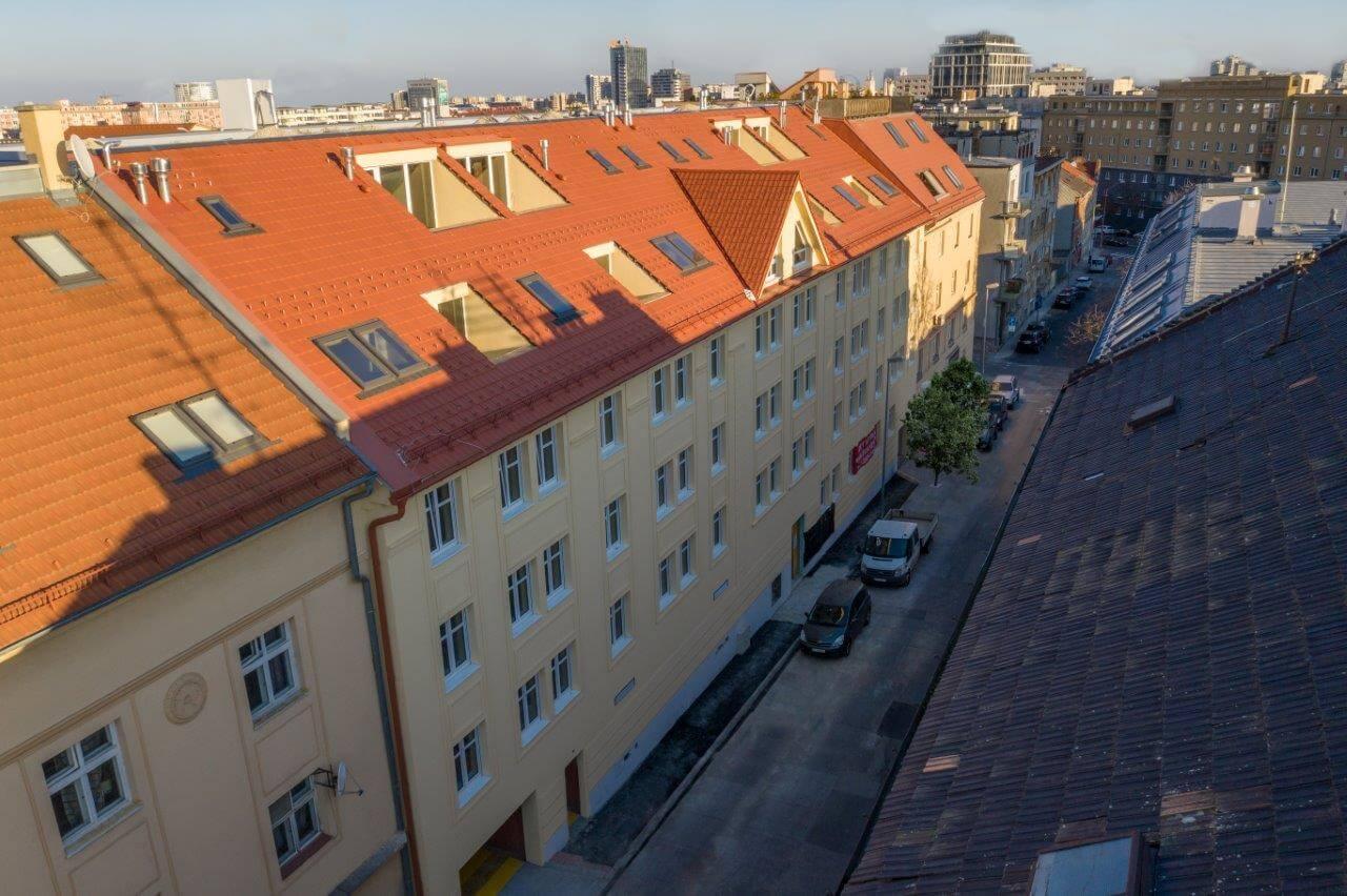 Predané: Novostavba posledný 1 izbový byt, širšie centrum v Bratislave, Beskydská ulica, 44,87m2, štandard, terasa 40m2-3