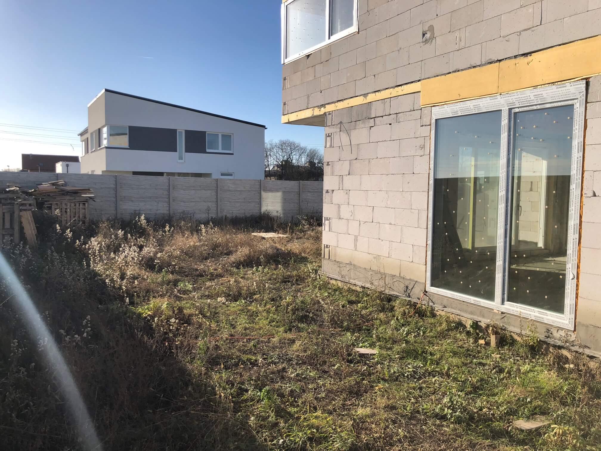 Predané: RD s 2 bytovými jednotkami, Novostavba v Dunajskej Lužnej, 2X: 4 izbový,pozemok 422m2,úžitkova 106m2-14