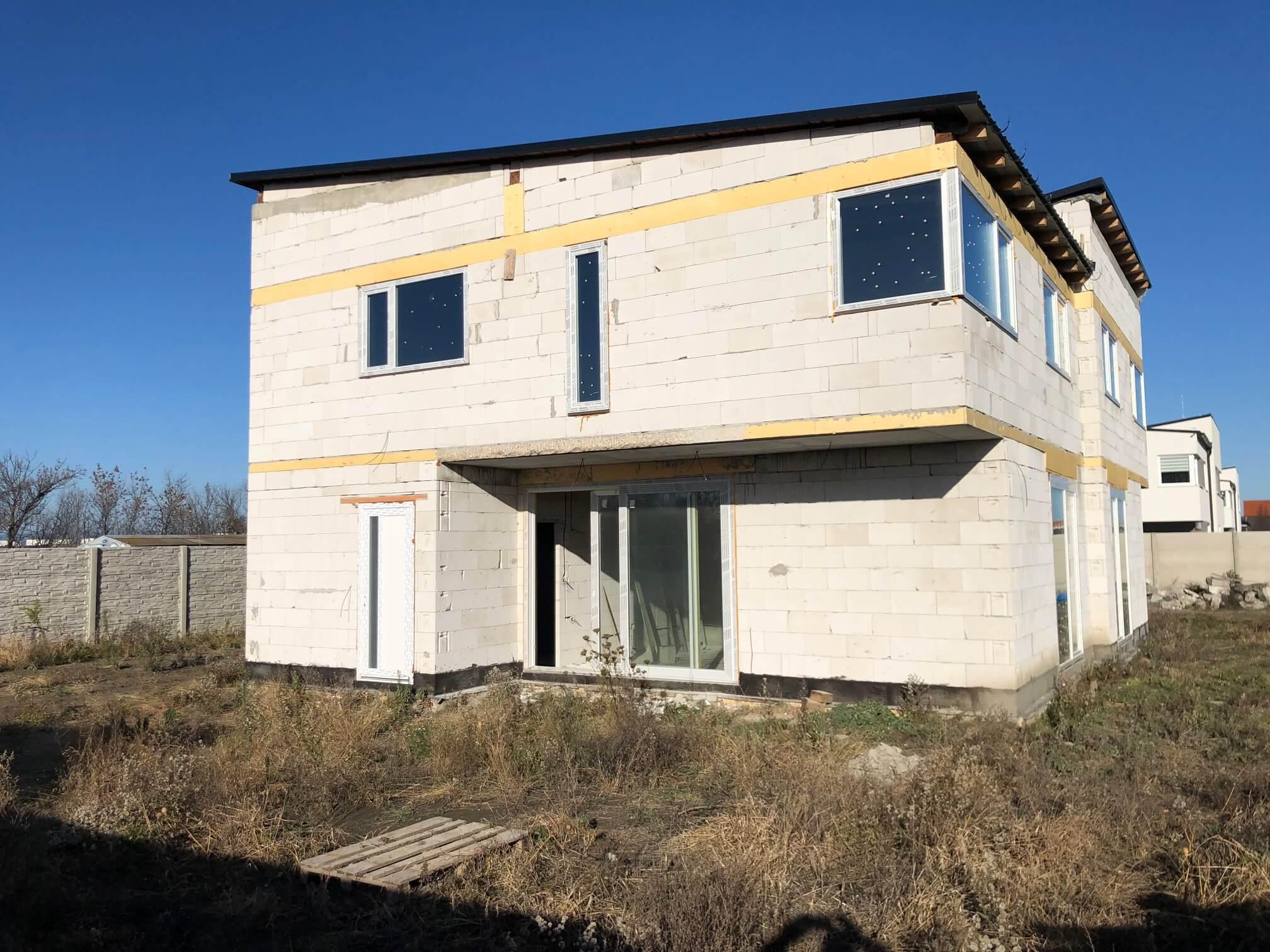 Predané: RD s 2 bytovými jednotkami, Novostavba v Dunajskej Lužnej, 2X: 4 izbový,pozemok 422m2,úžitkova 106m2-12