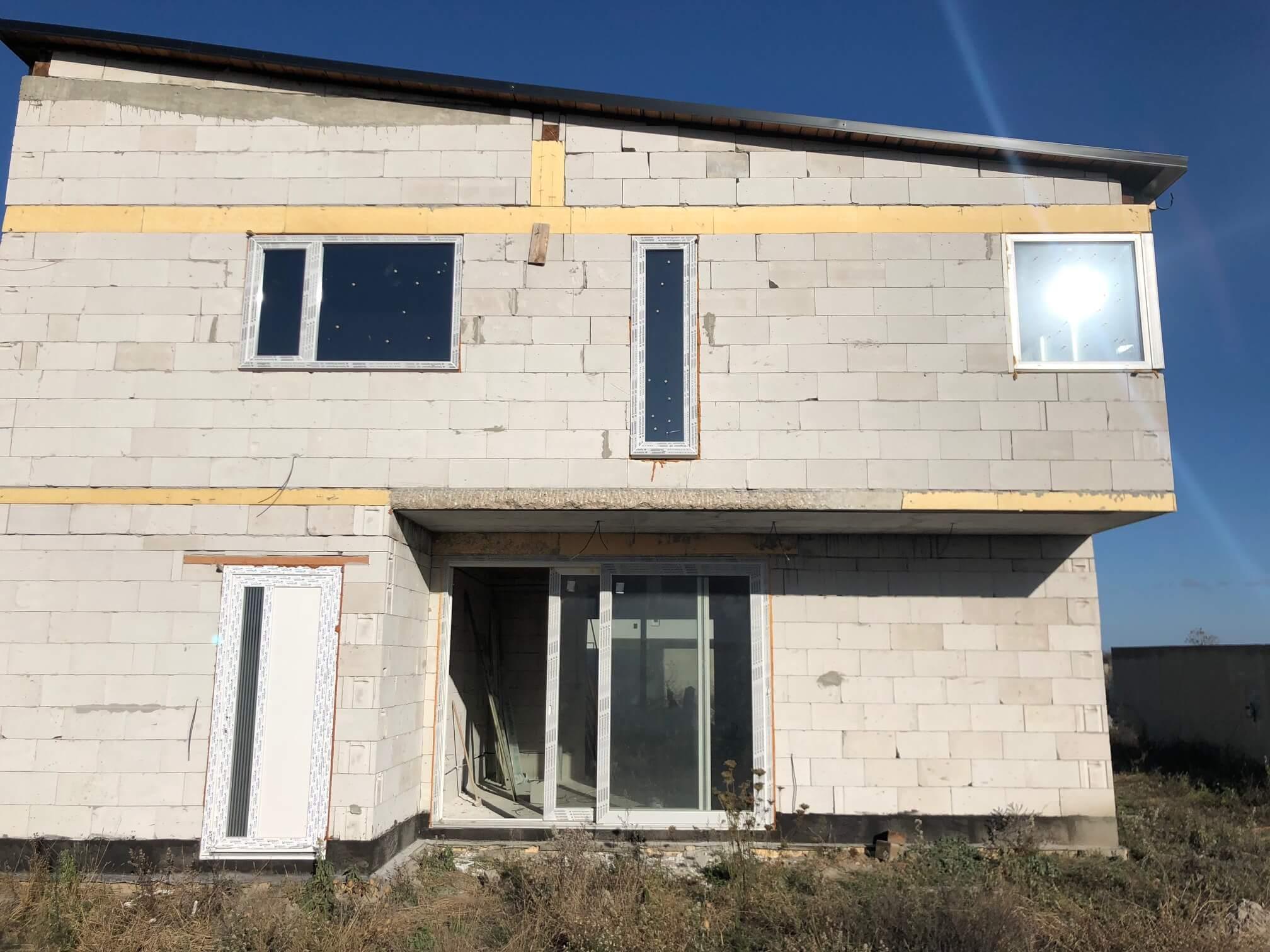 Predané: RD s 2 bytovými jednotkami, Novostavba v Dunajskej Lužnej, 2X: 4 izbový,pozemok 422m2,úžitkova 106m2-8