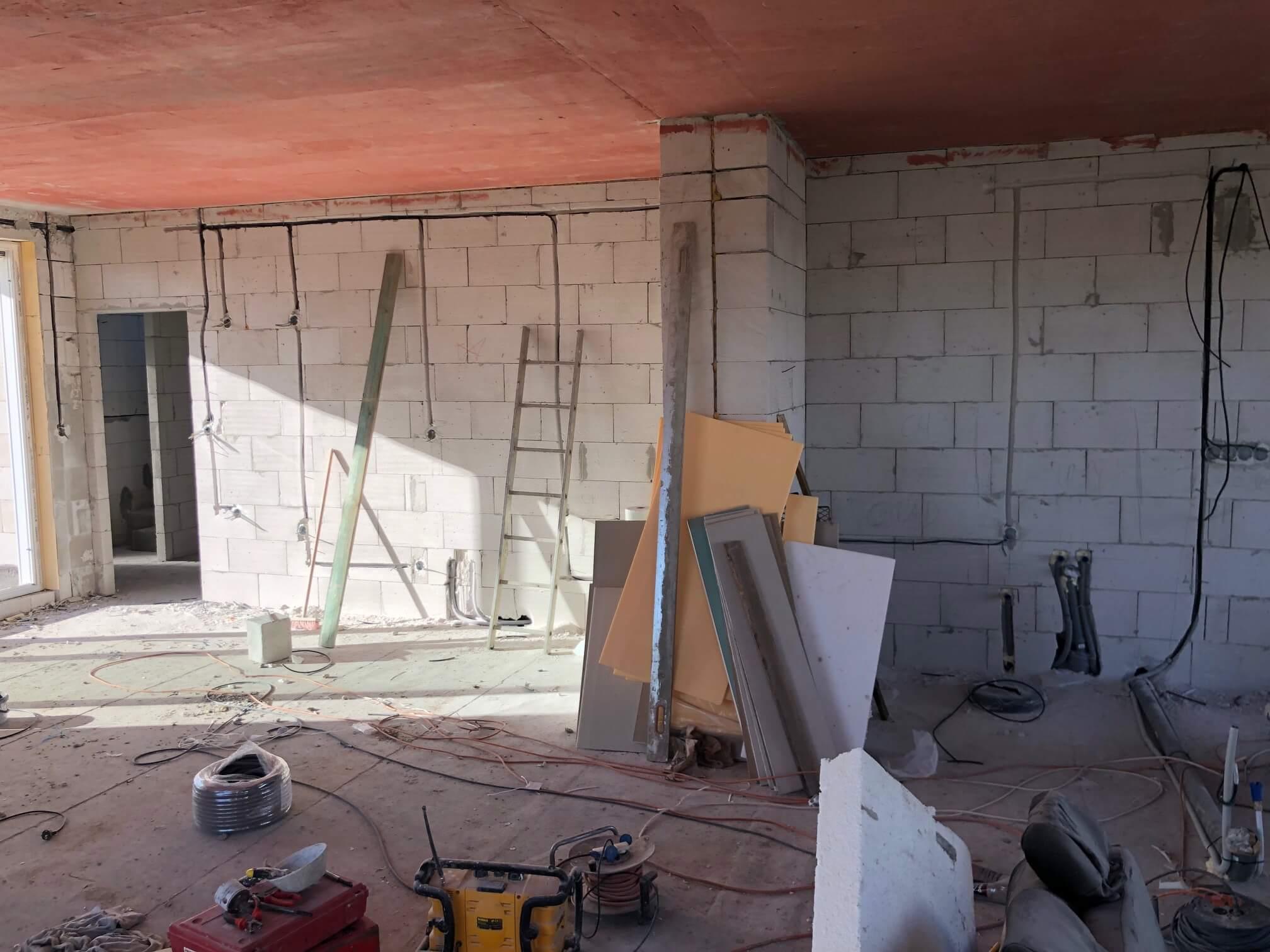Predané: RD s 2 bytovými jednotkami, Novostavba v Dunajskej Lužnej, 2X: 4 izbový,pozemok 422m2,úžitkova 106m2-55