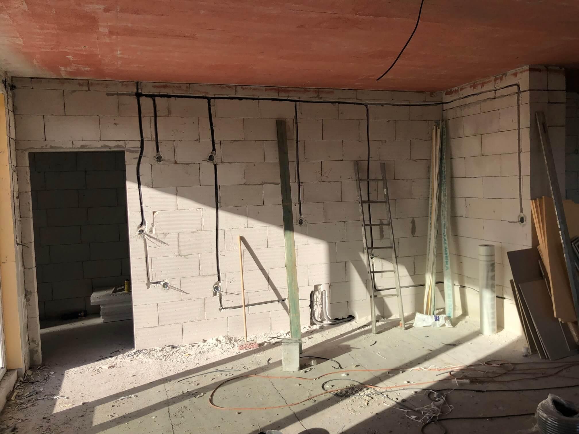 Predané: RD s 2 bytovými jednotkami, Novostavba v Dunajskej Lužnej, 2X: 4 izbový,pozemok 422m2,úžitkova 106m2-54