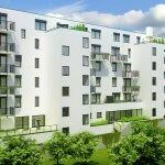 Predané: Novostavba posledný 1 izbový byt, širšie centrum v Bratislave, Beskydská ulica, 44,87m2, štandard, terasa 40m2-8