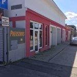 Predané: Predaj obchodného priestoru, najlepšie pre Autoservis, Pezinok, Ulica Mýtna/Šenkvická cesta. 240 m2-1