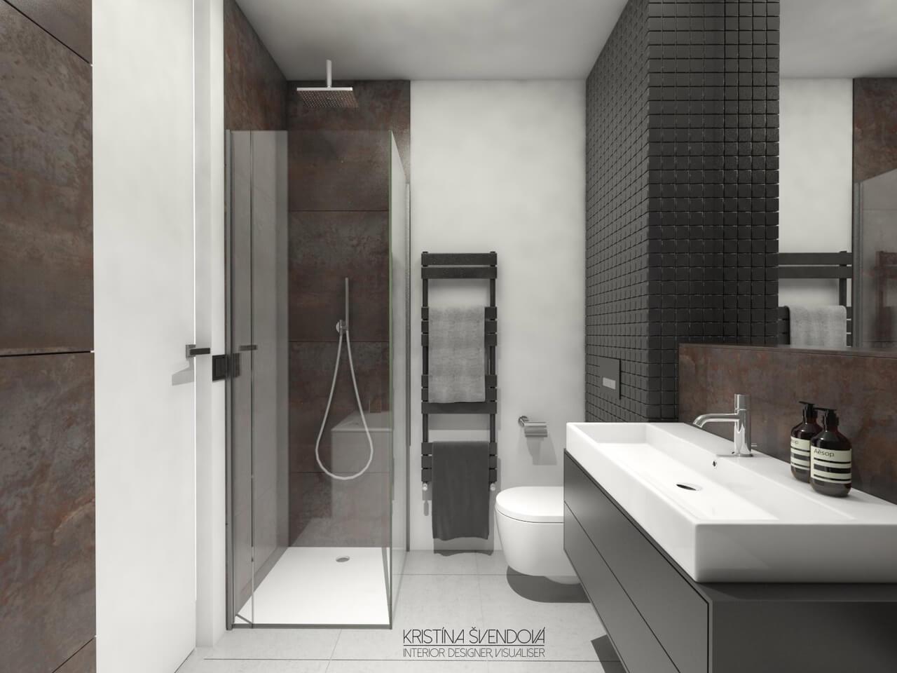 Predané: Exkluzívny 3- izbový byt v NOVOSTAVBE BA-NIVY, City Park, 71,24m2, balkón 8,5m2-6