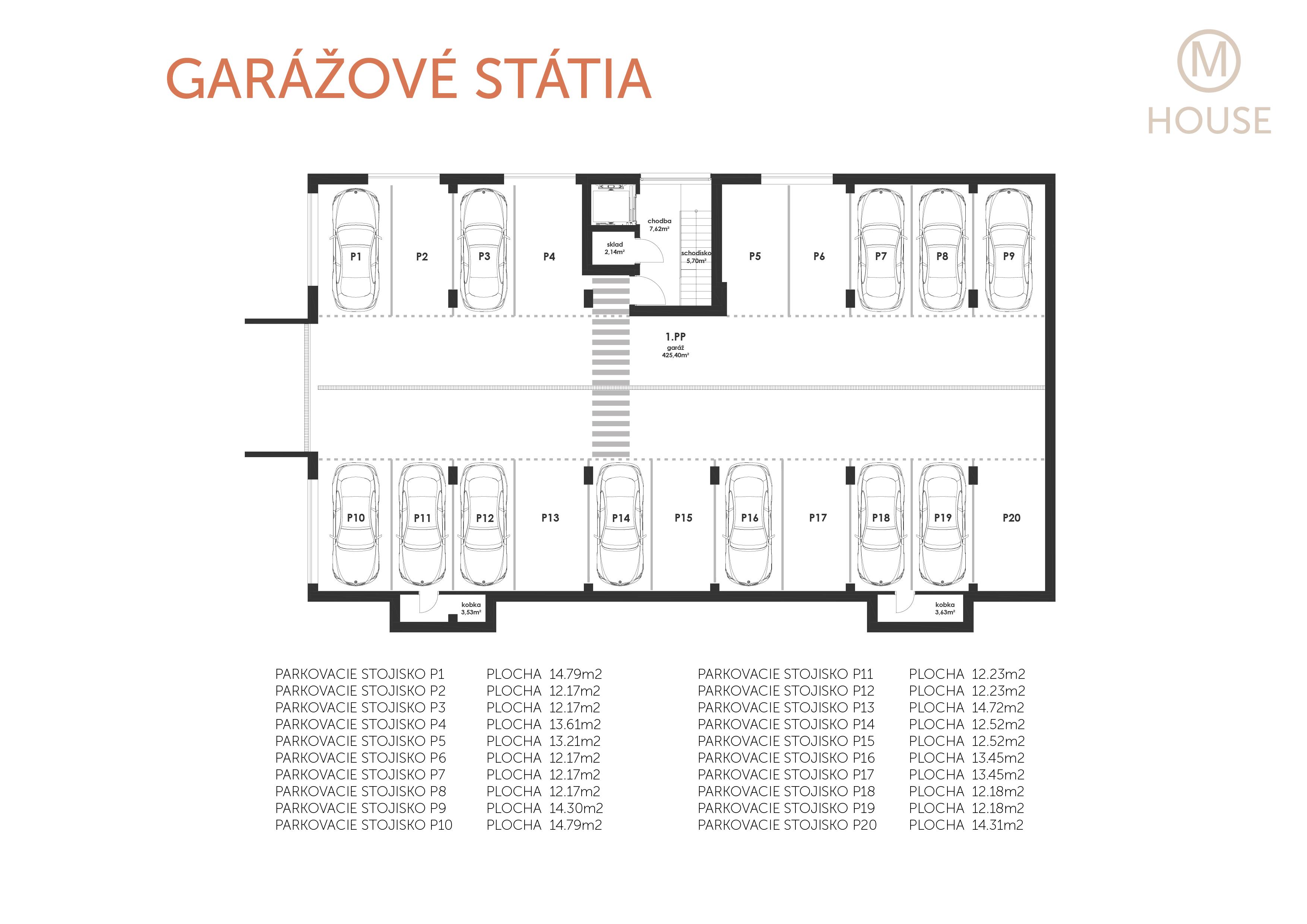 Predané: Novostavba 4 Izbový, M-House, Malacky centrum, 91,60m2, Loggia 15,29m2-7