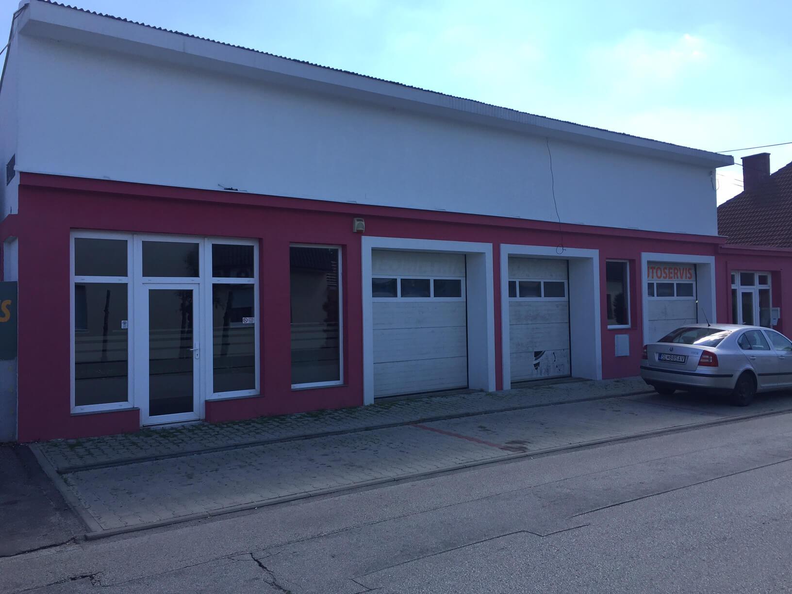 Predané: Predaj obchodného priestoru, najlepšie pre Autoservis, Pezinok, Ulica Mýtna/Šenkvická cesta. 240 m2-29