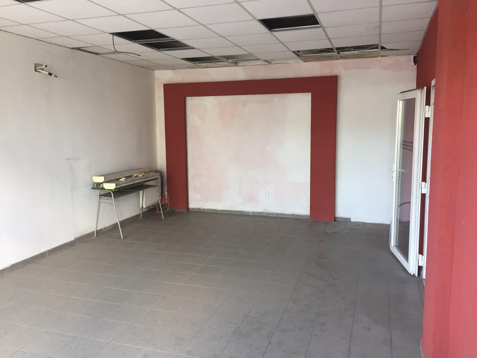 Predané: Predaj obchodného priestoru, najlepšie pre Autoservis, Pezinok, Ulica Mýtna/Šenkvická cesta. 240 m2-9