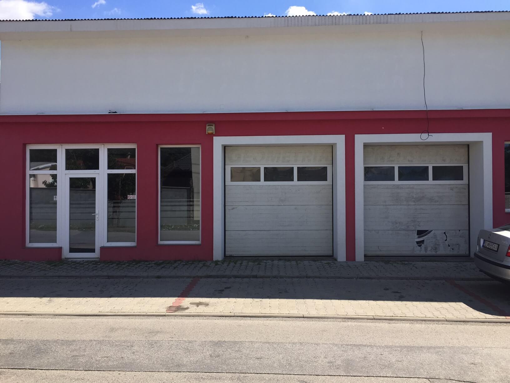 Predané: Predaj obchodného priestoru, najlepšie pre Autoservis, Pezinok, Ulica Mýtna/Šenkvická cesta. 240 m2-2