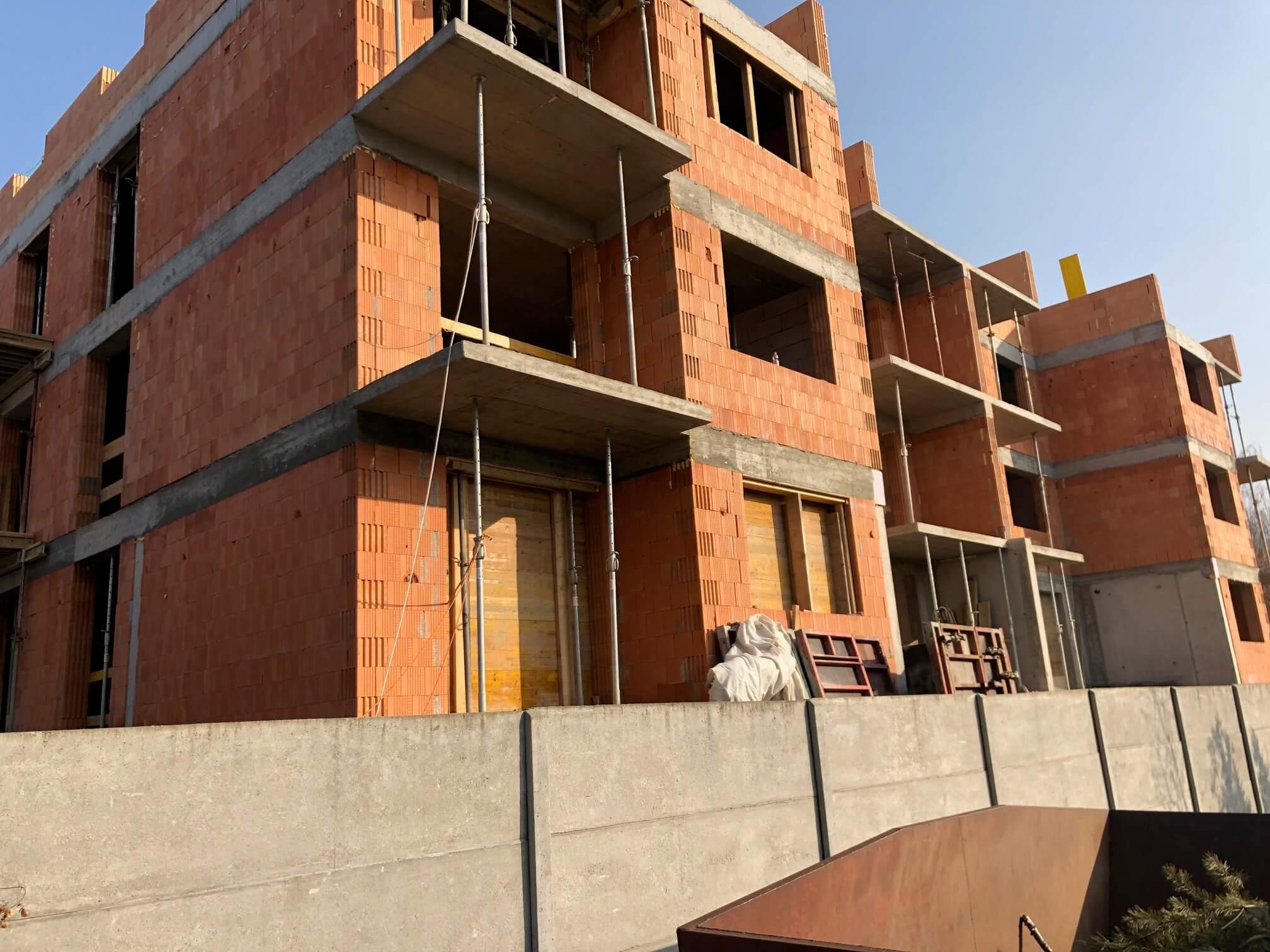 Predané: Novostavba 4 Izbový, M-House, Malacky centrum, 91,60m2, Loggia 15,29m2-16