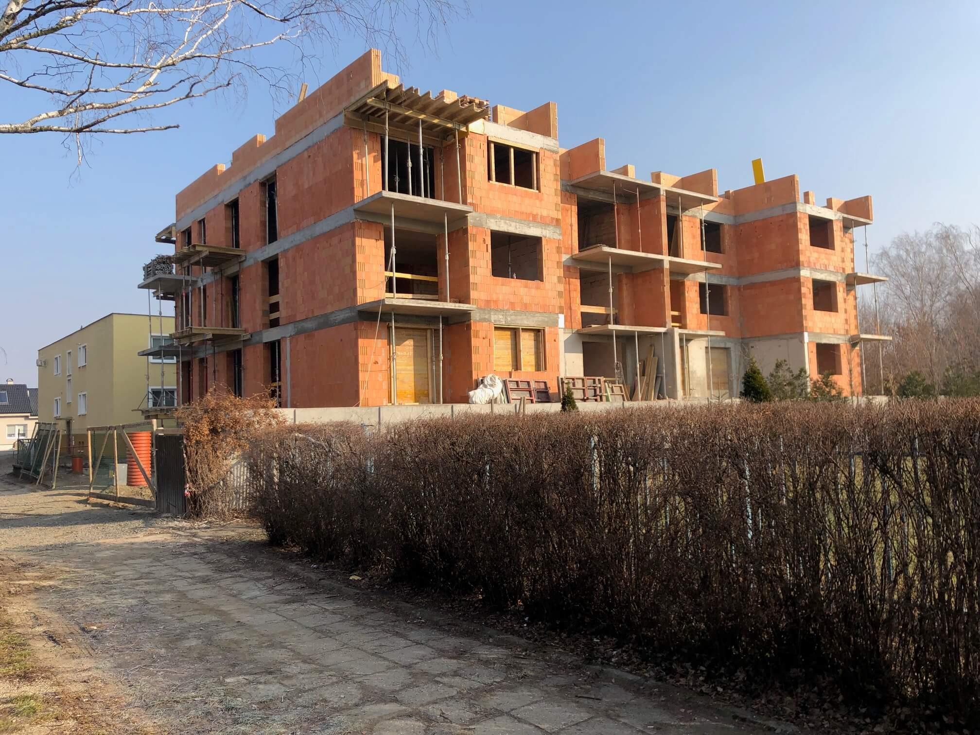 Predané: Novostavba 4 Izbový, M-House, Malacky centrum, 91,60m2, Loggia 15,29m2-18