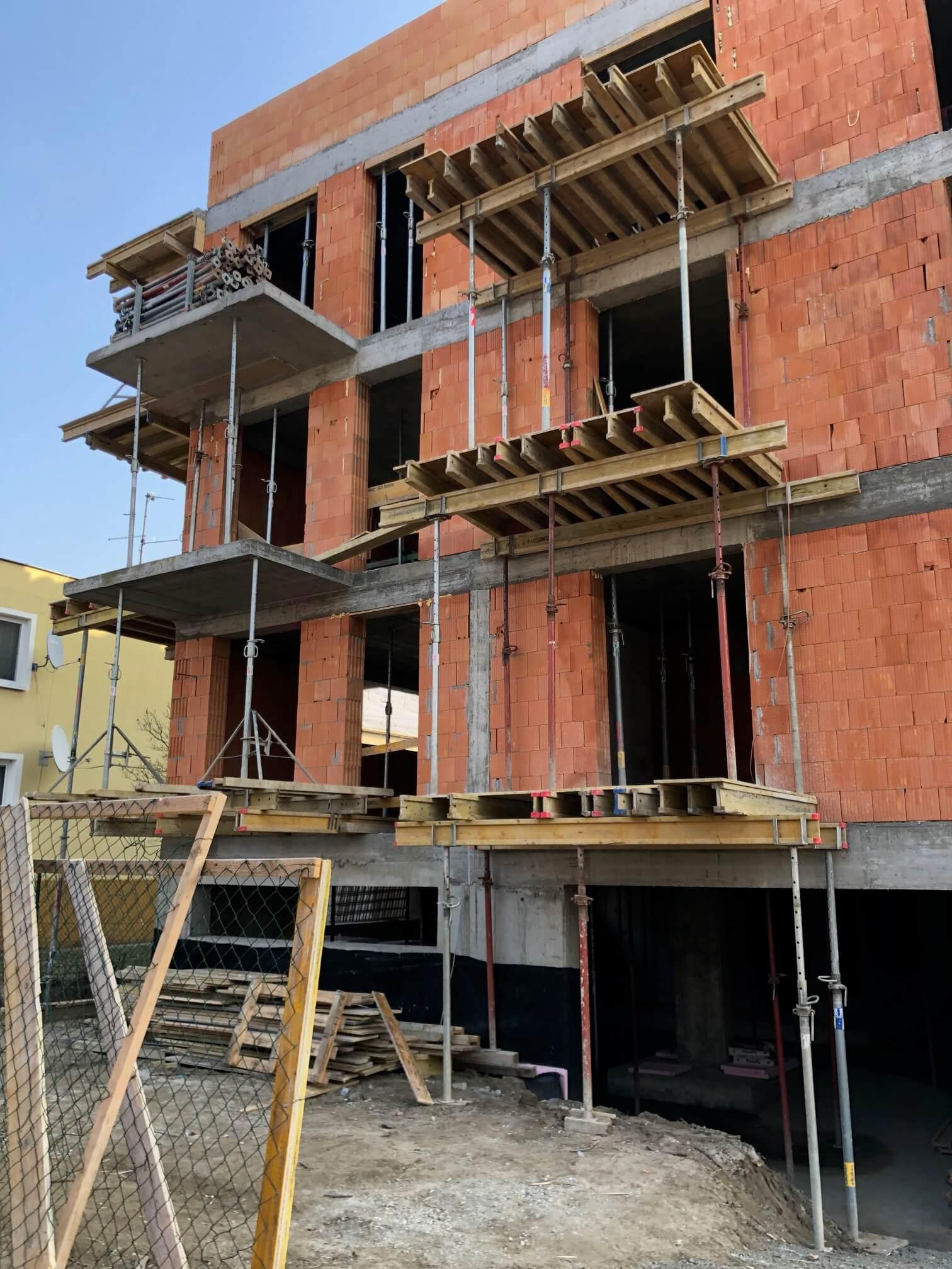 Predané: Novostavba 4 Izbový, M-House, Malacky centrum, 91,60m2, Loggia 15,29m2-20