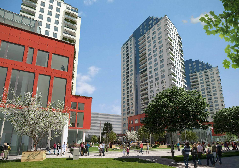 Predané: Exkluzívny 3- izbový byt v NOVOSTAVBE BA-NIVY, City Park, 71,24m2, balkón 8,5m2-18