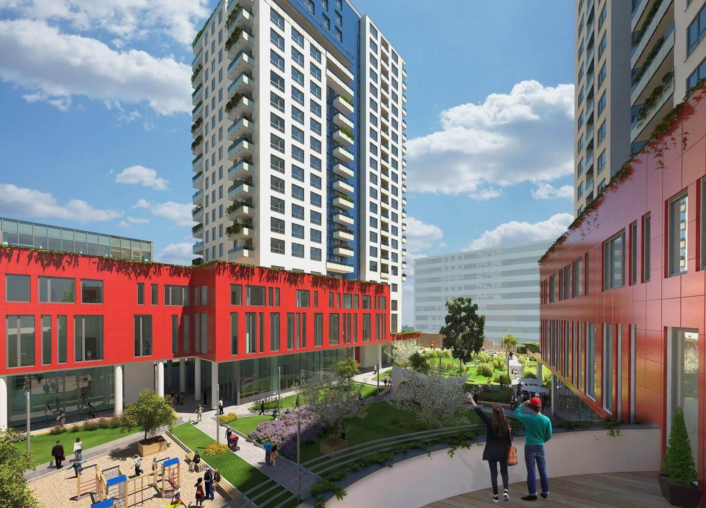 Predané: Exkluzívny 3- izbový byt v NOVOSTAVBE BA-NIVY, City Park, 71,24m2, balkón 8,5m2-17