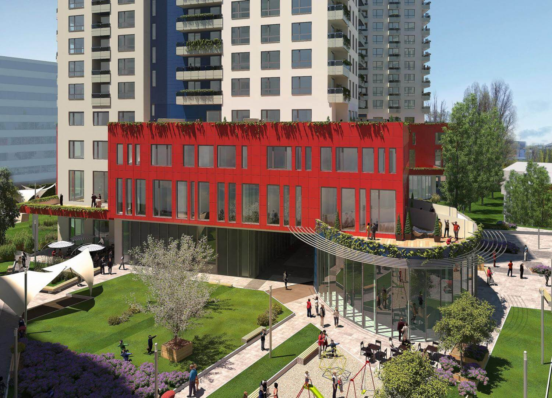 Predané: Exkluzívny 3- izbový byt v NOVOSTAVBE BA-NIVY, City Park, 71,24m2, balkón 8,5m2-16