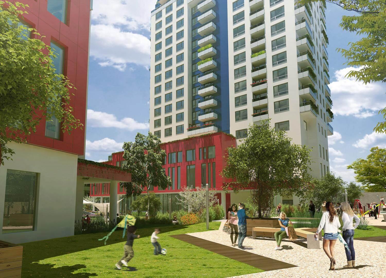 Predané: Exkluzívny 3- izbový byt v NOVOSTAVBE BA-NIVY, City Park, 71,24m2, balkón 8,5m2-15