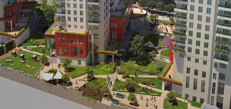 Predané: Exkluzívny 3- izbový byt v NOVOSTAVBE BA-NIVY, City Park, 71,24m2, balkón 8,5m2-22
