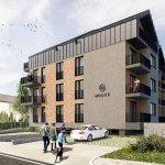 Predané: Novostavba 4 Izbový, M-House, Malacky centrum, 91,60m2, Loggia 15,29m2-1