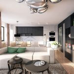 Predané: Novostavba 4 Izbový, M-House, Malacky centrum, 91,60m2, Loggia 15,29m2-8