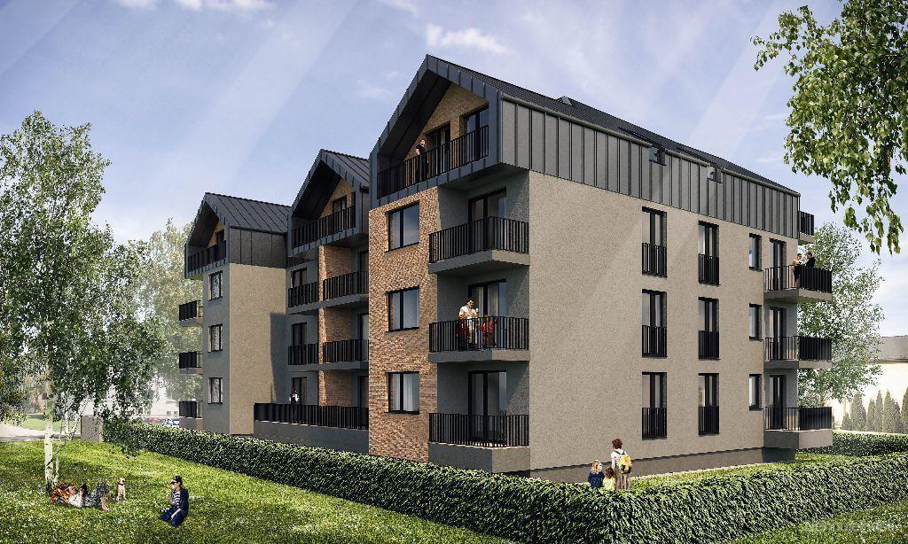 Predané: Novostavba 4 Izbový, M-House, Malacky centrum, 91,60m2, Loggia 15,29m2-2