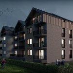 Predané: Novostavba 4 Izbový, M-House, Malacky centrum, 91,60m2, Loggia 15,29m2-3