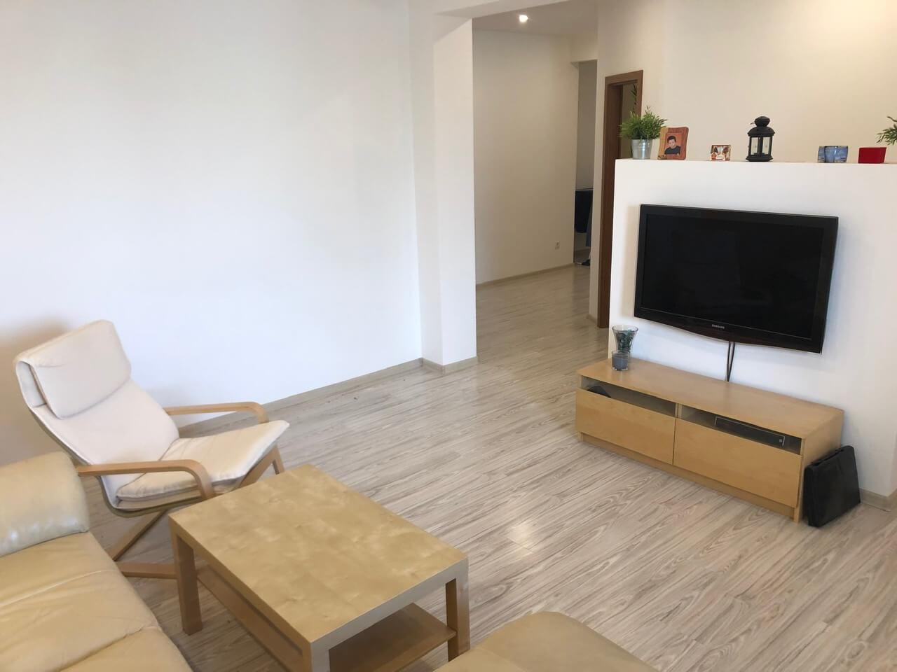 Predaný: Exkluzívne na predaj 3 izb. byt, 81,7m2, balkón 5 m2, pivnica 6m2, garáž, Dunajská Lužná, ulica Brezová-2