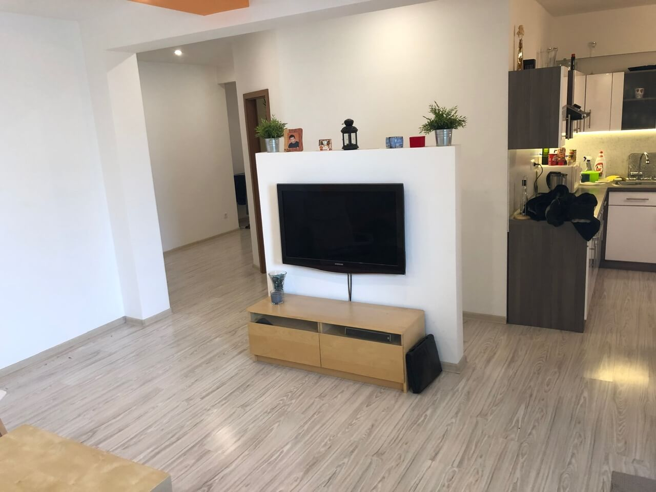 Predaný: Exkluzívne na predaj 3 izb. byt, 81,7m2, balkón 5 m2, pivnica 6m2, garáž, Dunajská Lužná, ulica Brezová-1
