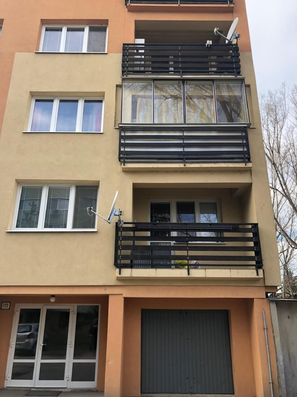 Predaný: Exkluzívne na predaj 3 izb. byt, 81,7m2, balkón 5 m2, pivnica 6m2, garáž, Dunajská Lužná, ulica Brezová-32