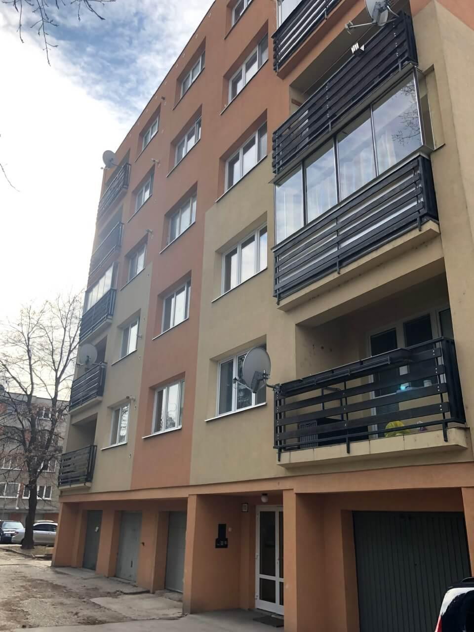 Predaný: Exkluzívne na predaj 3 izb. byt, 81,7m2, balkón 5 m2, pivnica 6m2, garáž, Dunajská Lužná, ulica Brezová-29