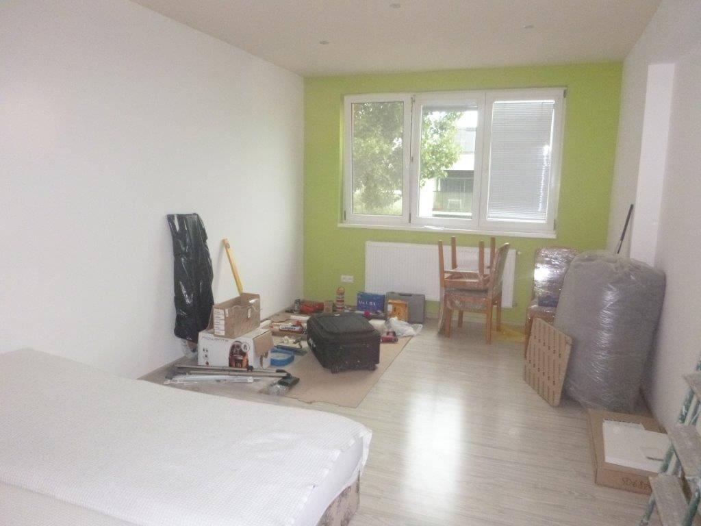 Predaný: Exkluzívne na predaj 3 izb. byt, 81,7m2, balkón 5 m2, pivnica 6m2, garáž, Dunajská Lužná, ulica Brezová-16