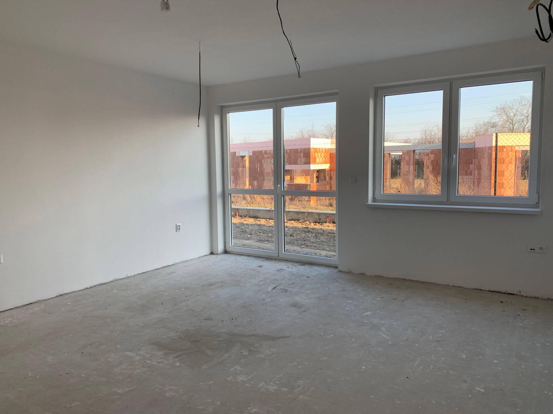 Predané: Predáme 1 izbový byt, Ligurčeková, Podunajská Biskupice, 33,3m2, záhrada 23m2-8
