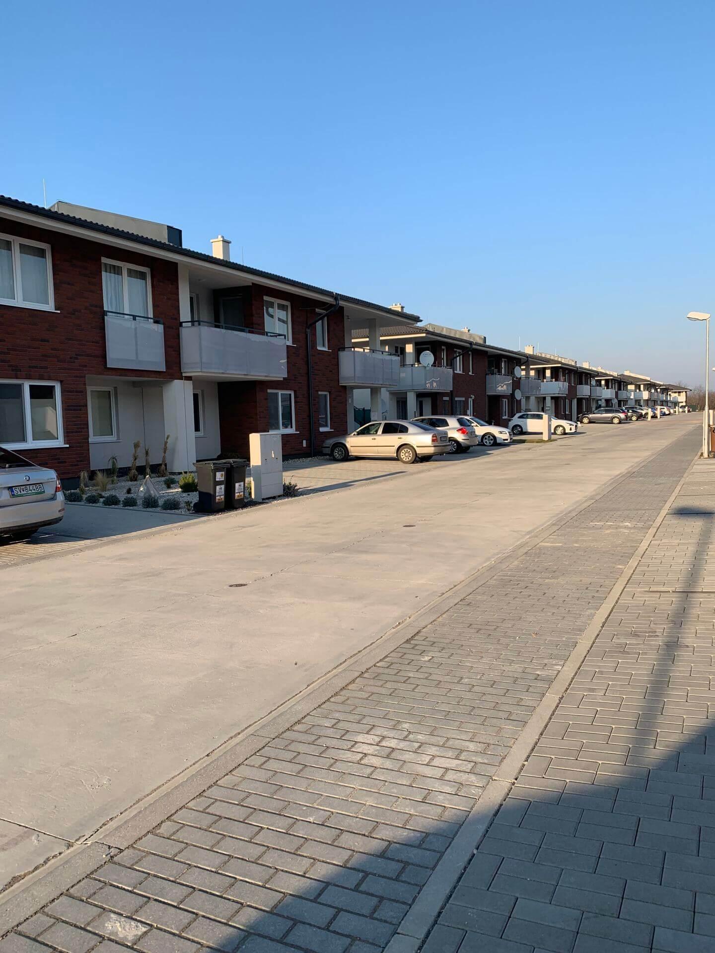 Predané: Predáme 1 izbový byt, Ligurčeková, Podunajská Biskupice, 33,3m2, záhrada 23m2-3