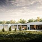 Predané: Novostavba bungalov radovka, 4 izbový, pozemok 300m2, užitkova 75m2-2