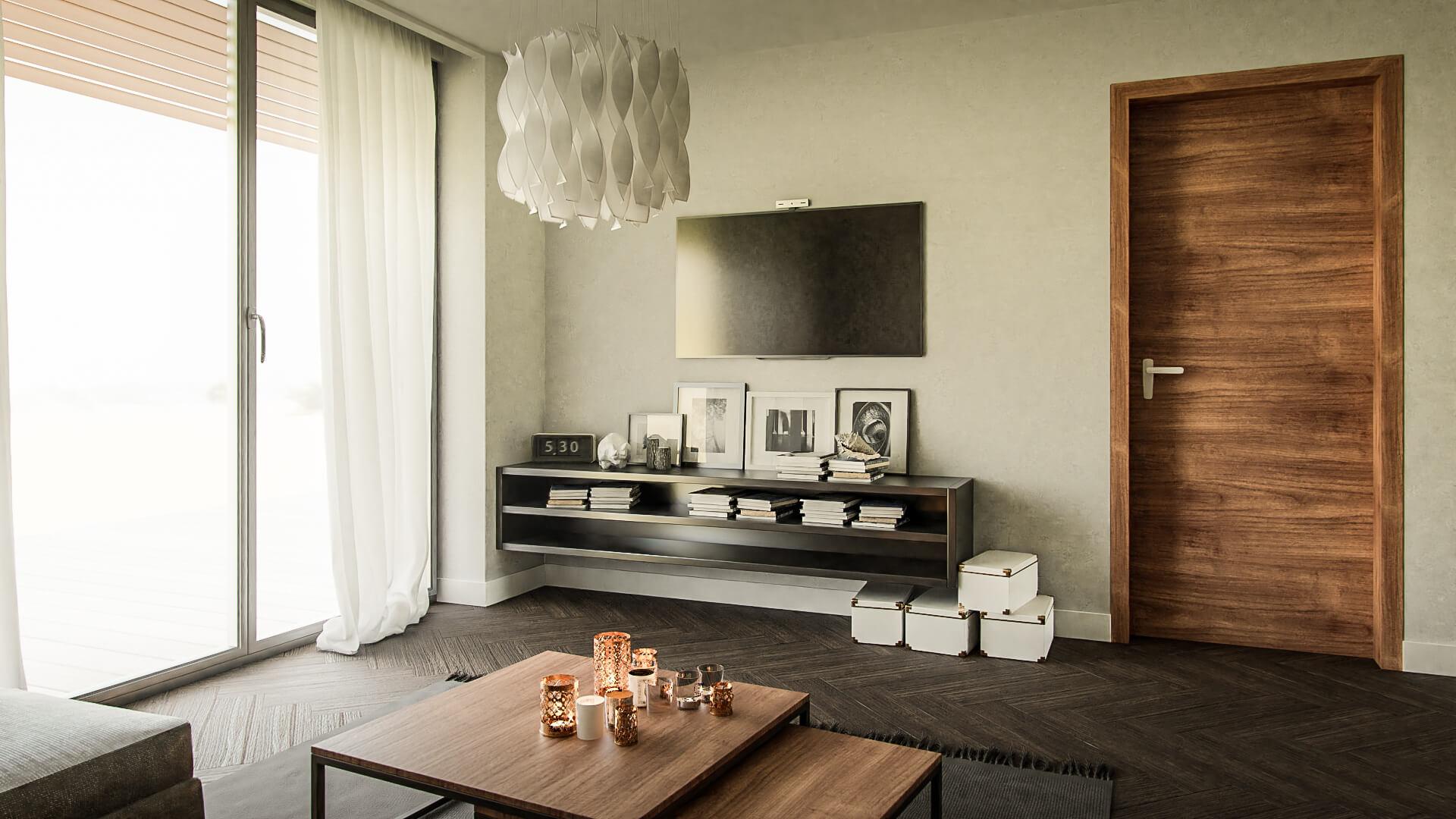 Predané: Novostavba bungalov radovka, 4 izbový, pozemok 300m2, užitkova 75m2-7