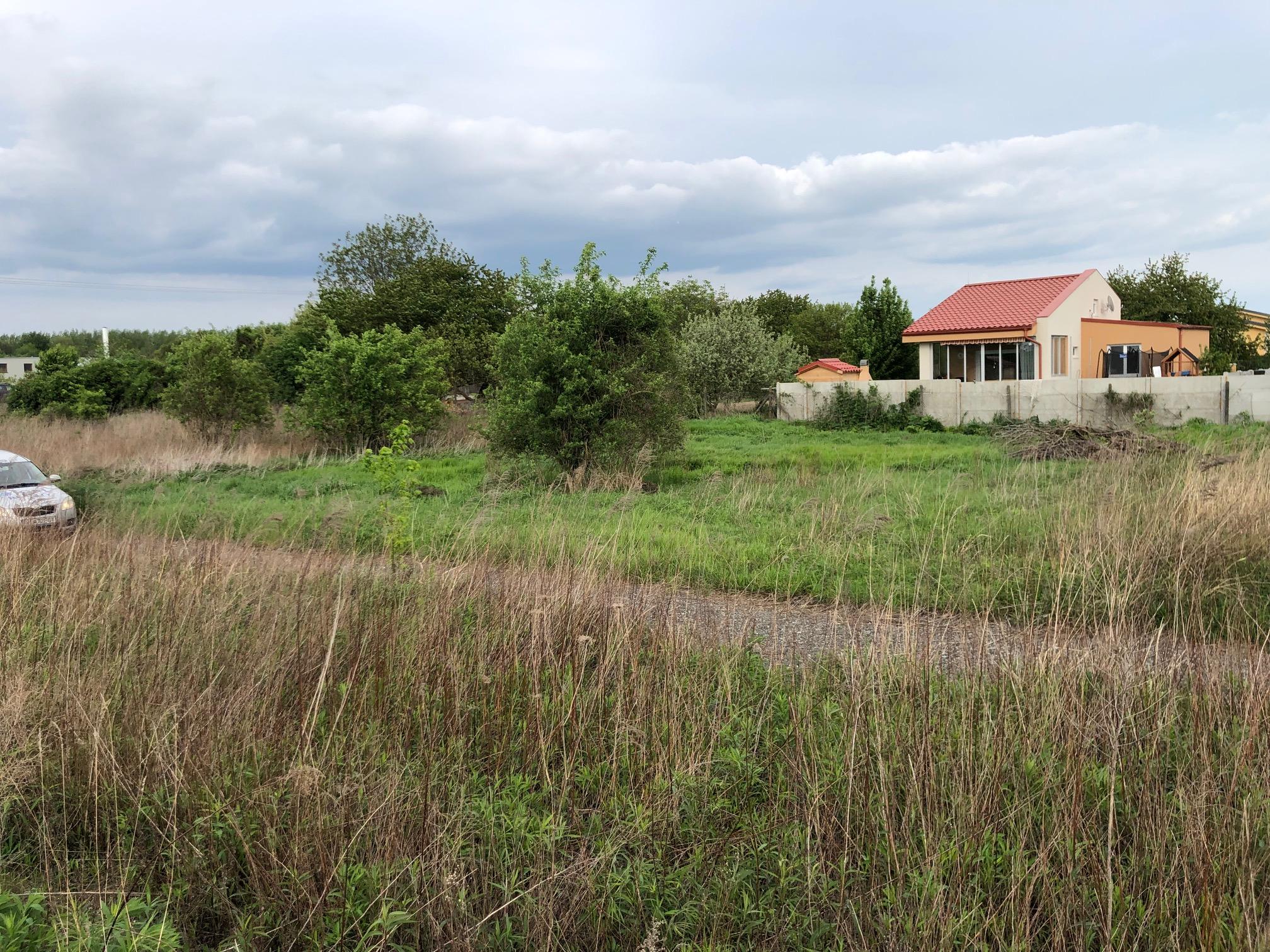Predané: Pozemok pre výstavbu RD, Čunovo, Dolné kostolné polia, 1000m2-1