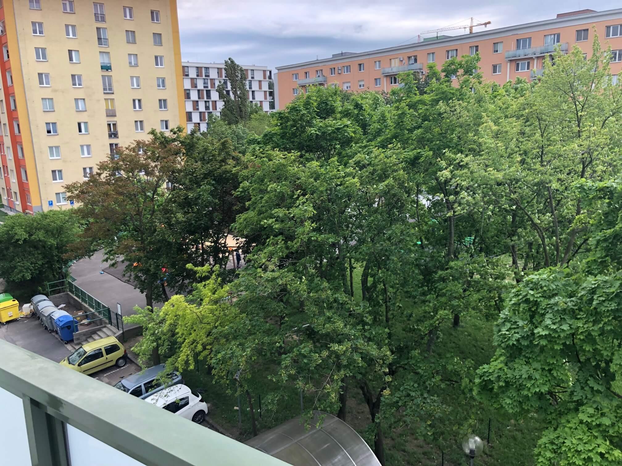 Prenajatý: 3 izbový byt, Račianska 85, 63m2, balkon 10m2, výborná lokalita-47