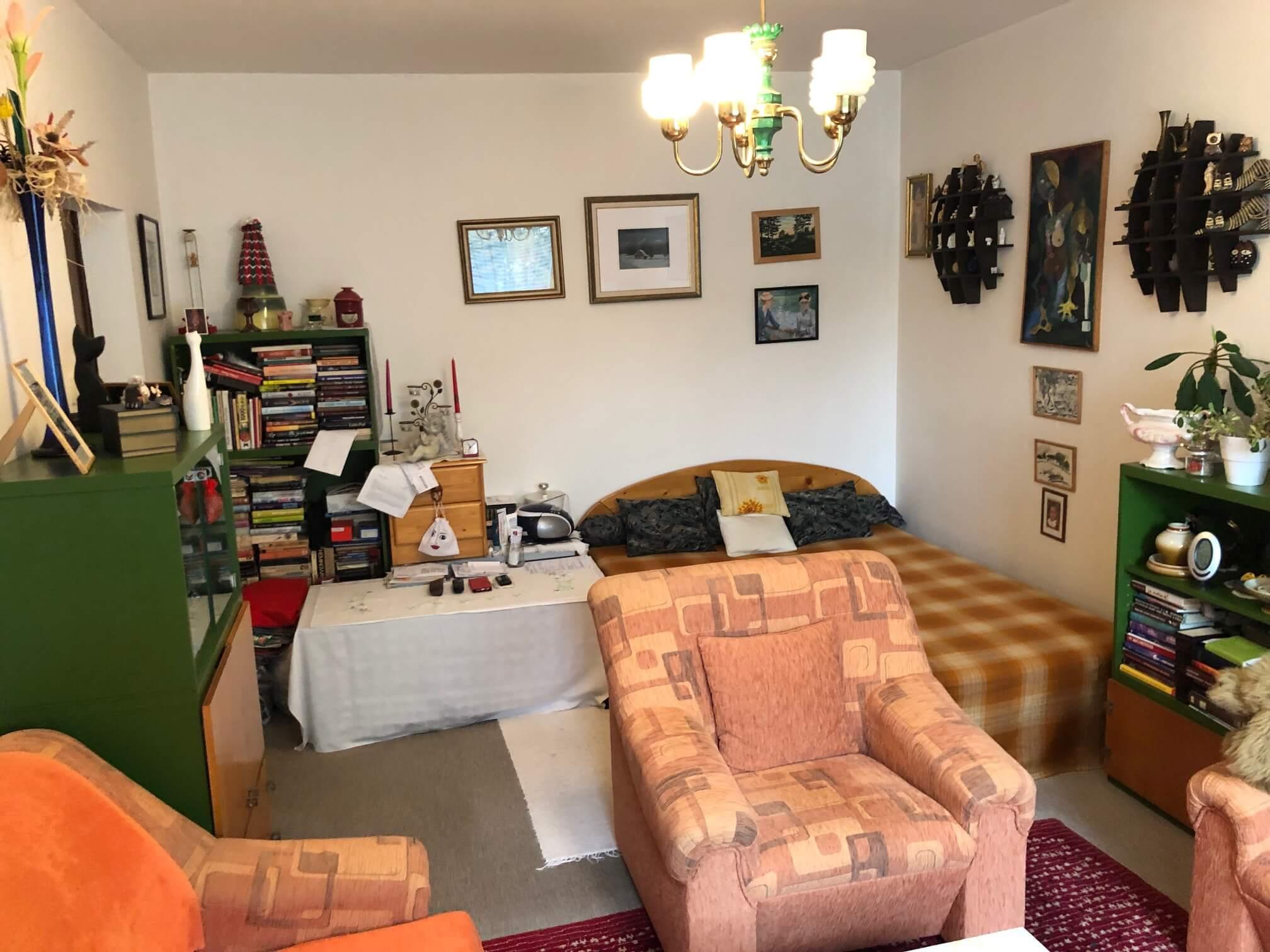 Predaný: 1 izbový byt, Ipeľská, Bratislava, 38m2, nízke náklady, parkovanie, vynikajúca občianska vybavenosť-0