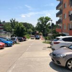 Predané: 3 izbový byt, novostavba, 72,25m2, loggia 4,82m2, Staré Grunty, Karlovka, garážové státie-72