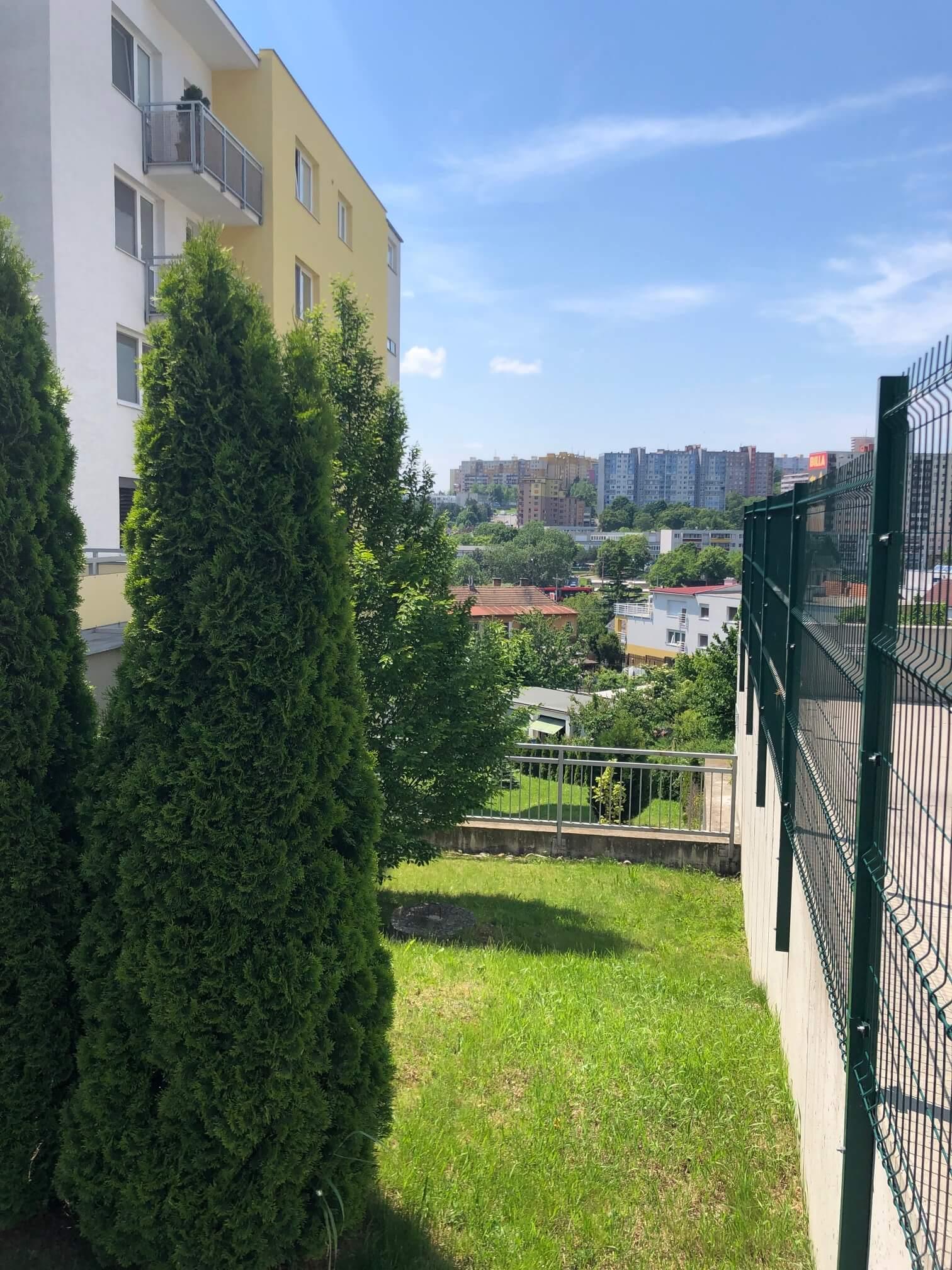 Predané: 3 izbový byt, novostavba, 72,25m2, loggia 4,82m2, Staré Grunty, Karlovka, garážové státie-67