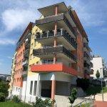 Predané: 3 izbový byt, novostavba, 72,25m2, loggia 4,82m2, Staré Grunty, Karlovka, garážové státie-50