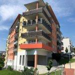 Predané: 3 izbový byt, novostavba, 72,25m2, loggia 4,82m2, Staré Grunty, Karlovka, garážové státie-0