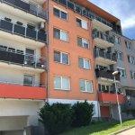 Predané: 3 izbový byt, novostavba, 72,25m2, loggia 4,82m2, Staré Grunty, Karlovka, garážové státie-1