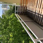 Predané: 3 izbový byt, novostavba, 72,25m2, loggia 4,82m2, Staré Grunty, Karlovka, garážové státie-8