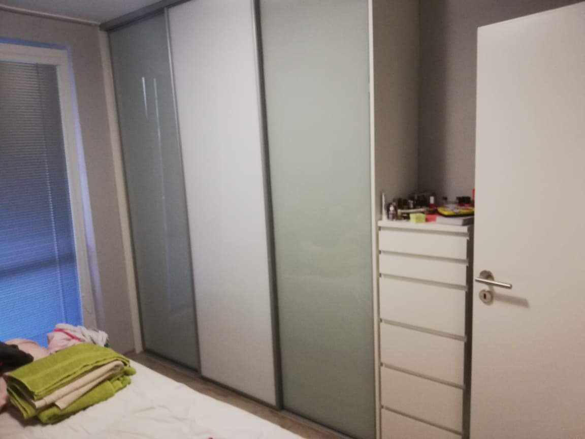 Prenajate: Novostavba na prenájom, 2 izbový, 60m2, balkón, šatník, Rustaveliho, Rača.-8