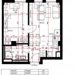 Prenajaté: Prenájom 2 izb. byt, Dornyk, Ružinov-Trnávka, 34,51m2, Pri Avione-2