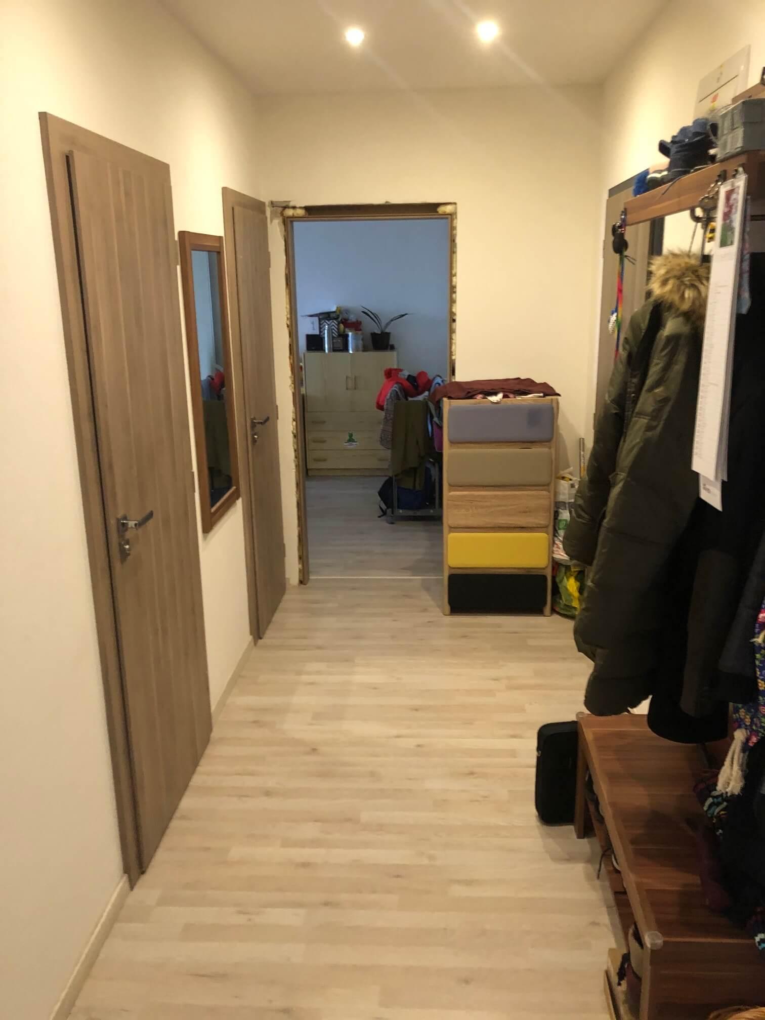 Prenajaté: Prenájom 2 izb. byt, Luxusne zariadeny, v tichej lokalite, Brnianska 4, nad Farbičkou, Malacky,-9
