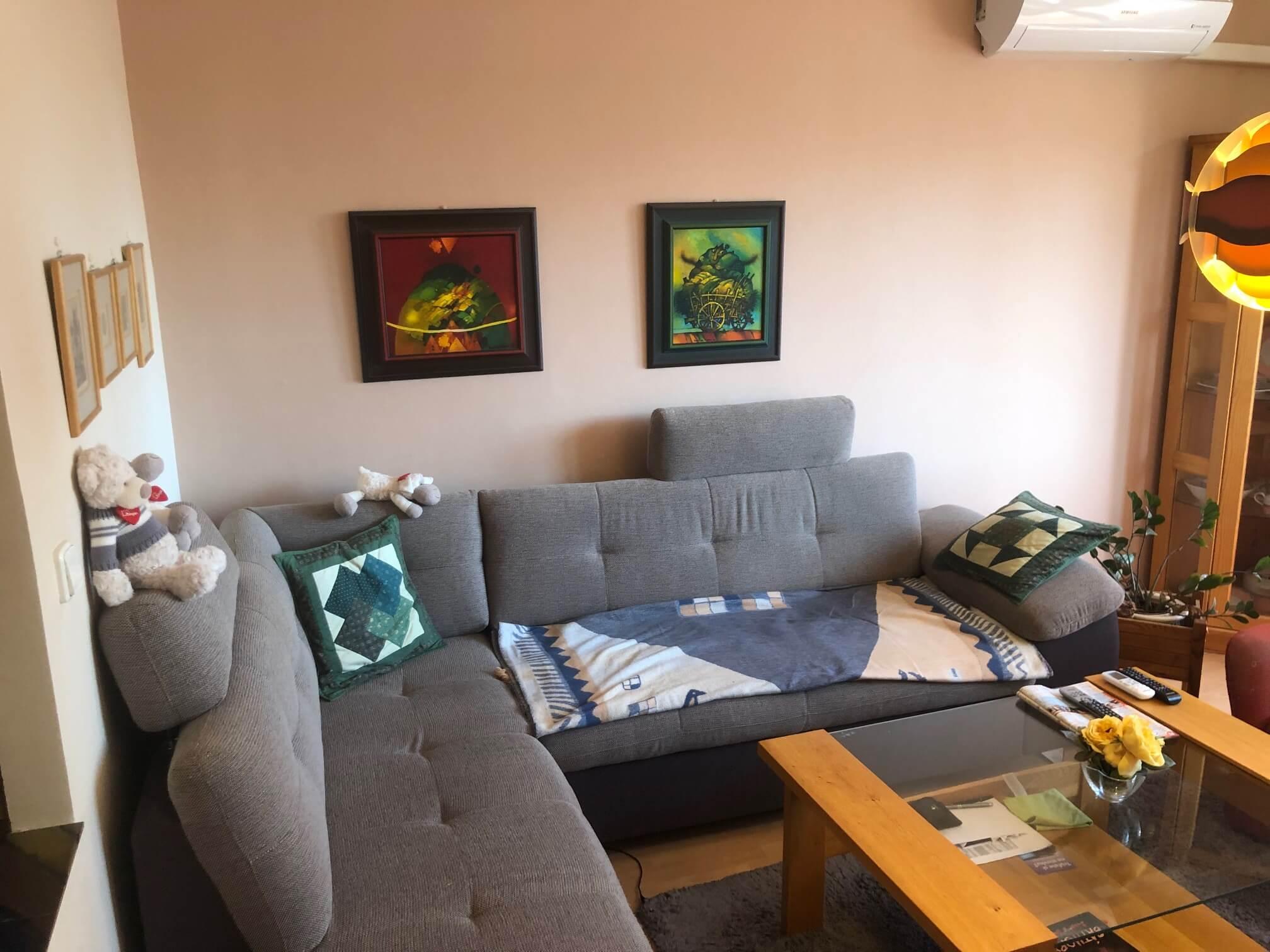 Predané: Exkluzívne na predaj 3 izbový byt, Devínska Nová Ves, Jána Poničana 3, 65m2, balkon 4m2,klimatizácia-0