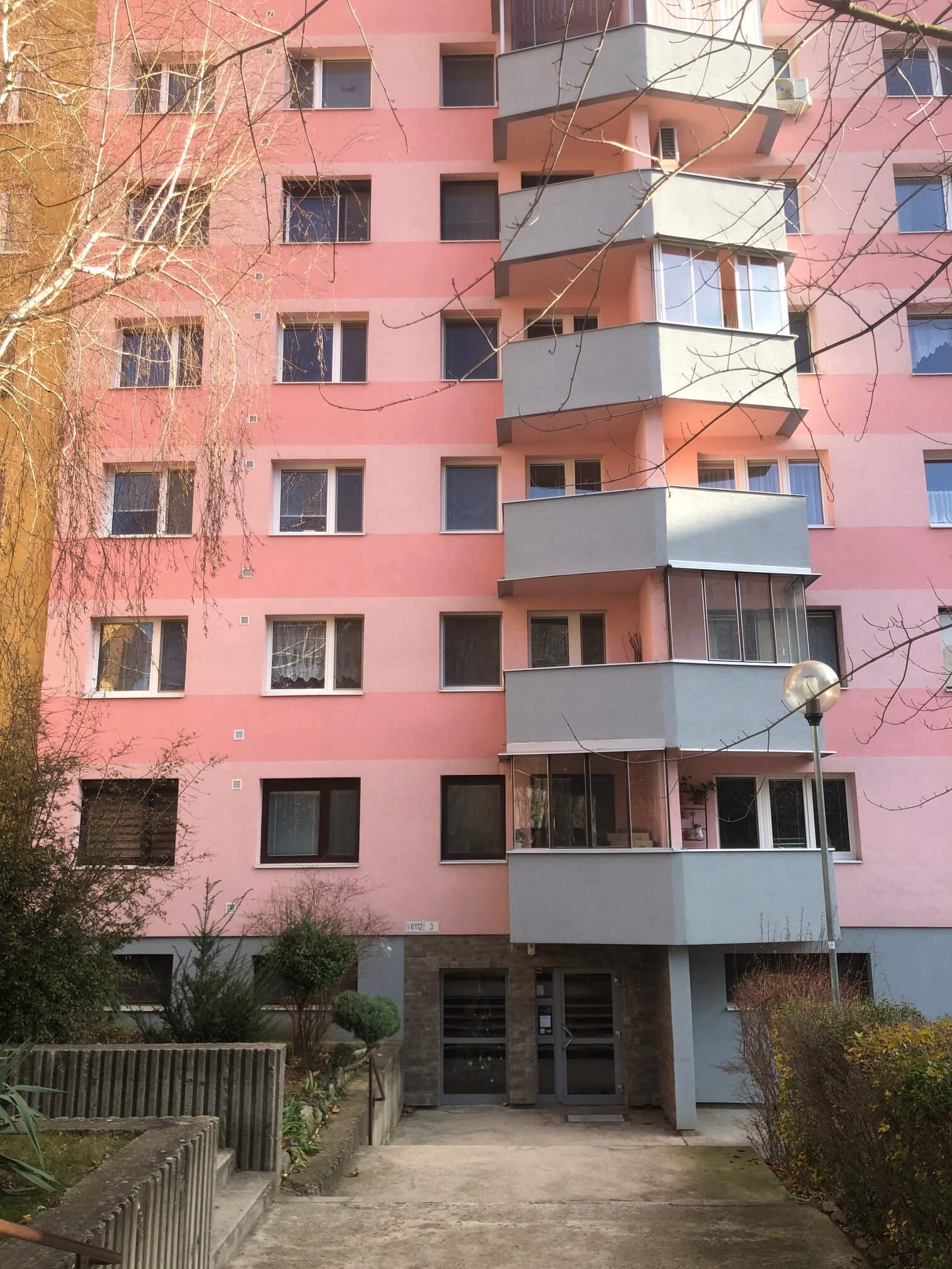 Predané: Exkluzívne na predaj 3 izbový byt, Devínska Nová Ves, Jána Poničana 3, 65m2, balkon 4m2,klimatizácia-14