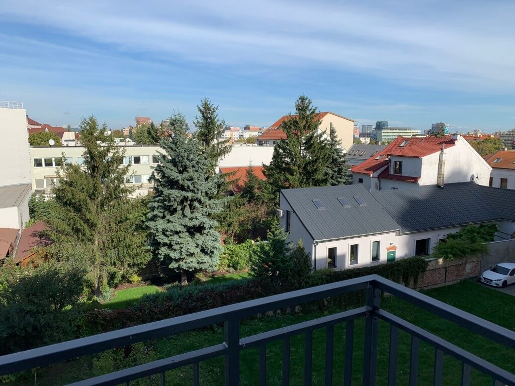 Prenajaté: Na prenájom nový 4 izbový byt v novostavbe v centre, Beskydska 10, za Ymcou, klimatizacia,parkovanie-6